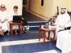 المؤتمر الصحفي في قضية السيدين عادل اليحيى ورائد الماجد