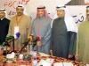 المحامي عادل عبدالهادي مع عدد من مرشحي الدائرة الثانية في ندوة تجمع شباب الصليبخات والدوحة