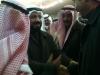 المحامي عادل عبدالهادي متواجدا في افتتاح المقر الانتخابي لمرشح الدائرة الثانية الد.عبدالله العرادة
