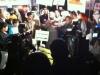 في تجمّع 11-1-2012 امام السفارة الامريكية في الكويت للمطالبة بالافراج الفوري عن معتقلي الكويت من غوانتانامو