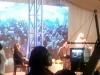 افتتاح المقر الانتخابي في القادسية- ندوة الارادة مفتاح التغيير 17-1-2012